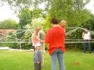 Vorbereitungen Sommerfest 2008