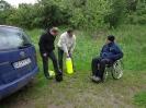 Erstes Freigewässertraining